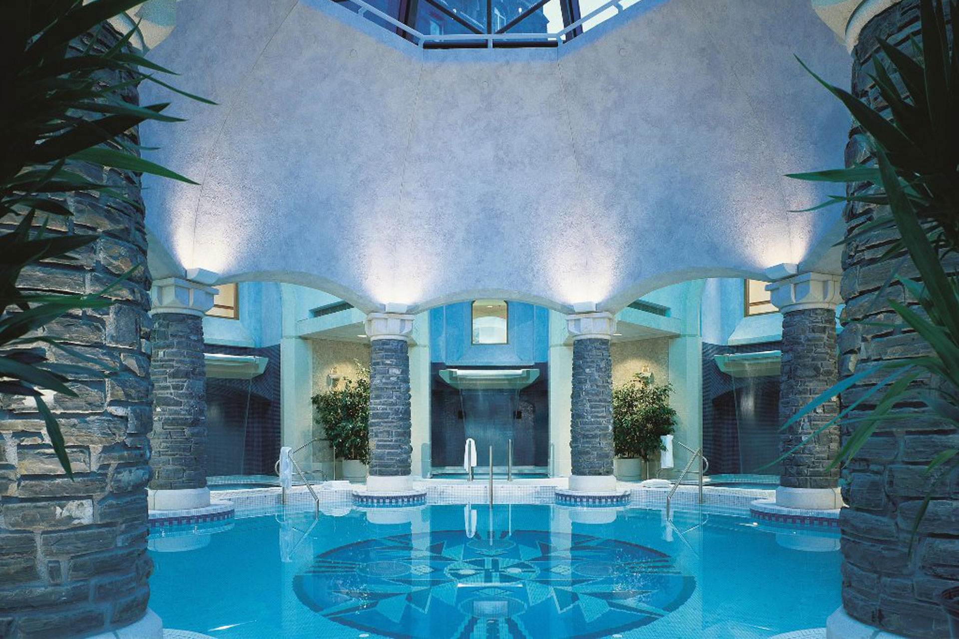 Spa at Fairmont Banff Springs; Courtesy of Fairmont Banff Springs