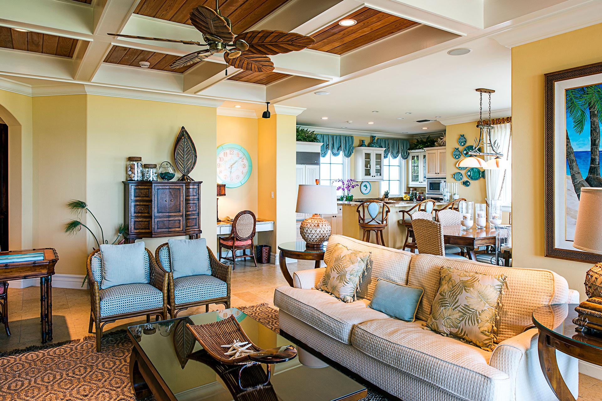 Villa at Grand Isle Resort and Spa on Great Exuma in the Bahamas; Courtesy of Grand Isle Resort and Spa