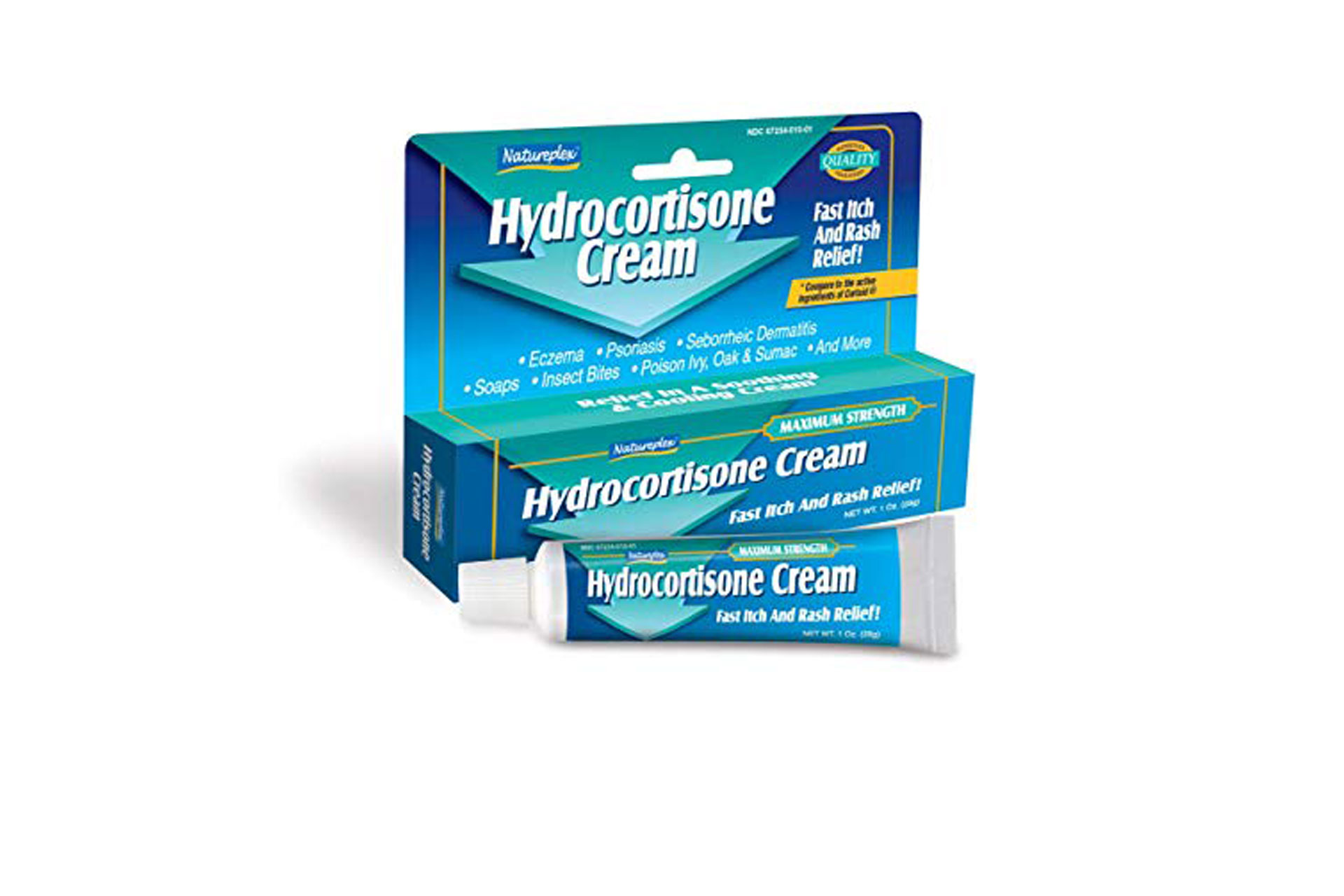 Hydrocortisone Cream; Courtesy of Amazon
