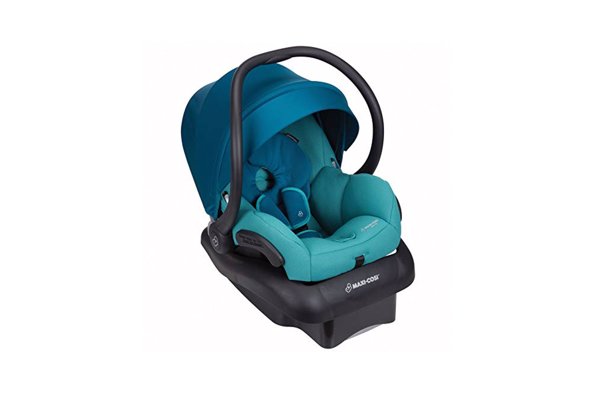 Maxi Cosi Infant Car Seat in Emerald Tile; Courtesy of Amazon