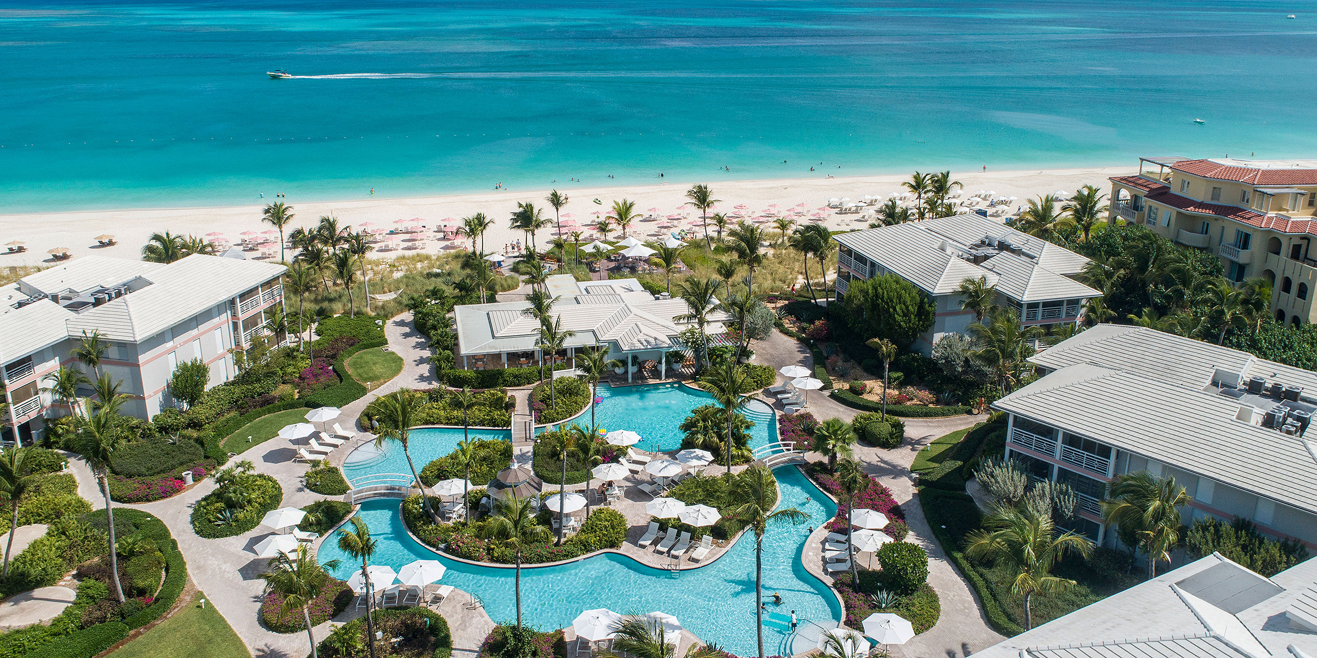 Ocean Club West; Courtesy of Ocean Club Resorts