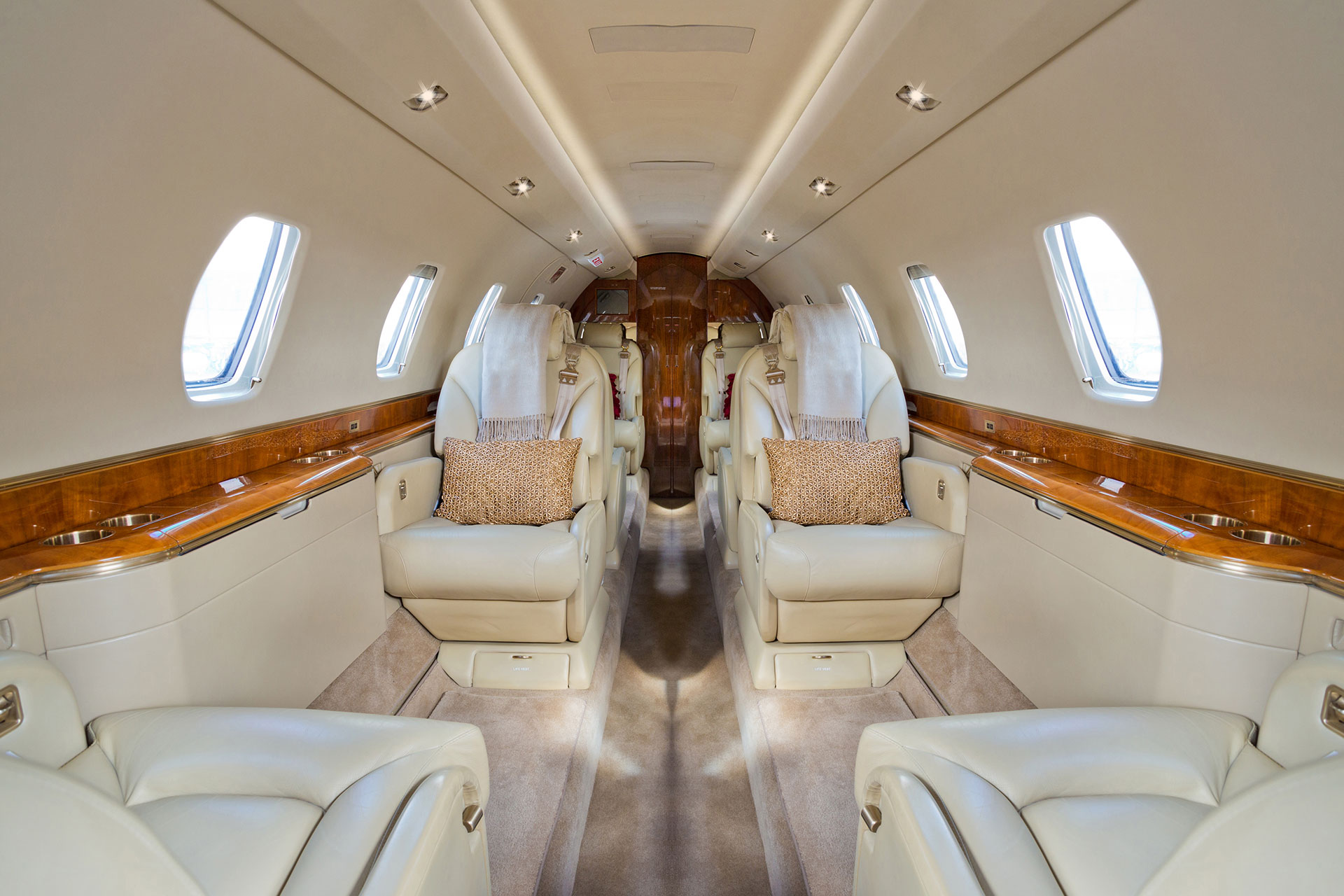 Private Plane; Courtesy of Carlos Yudica/Shutterstock.com