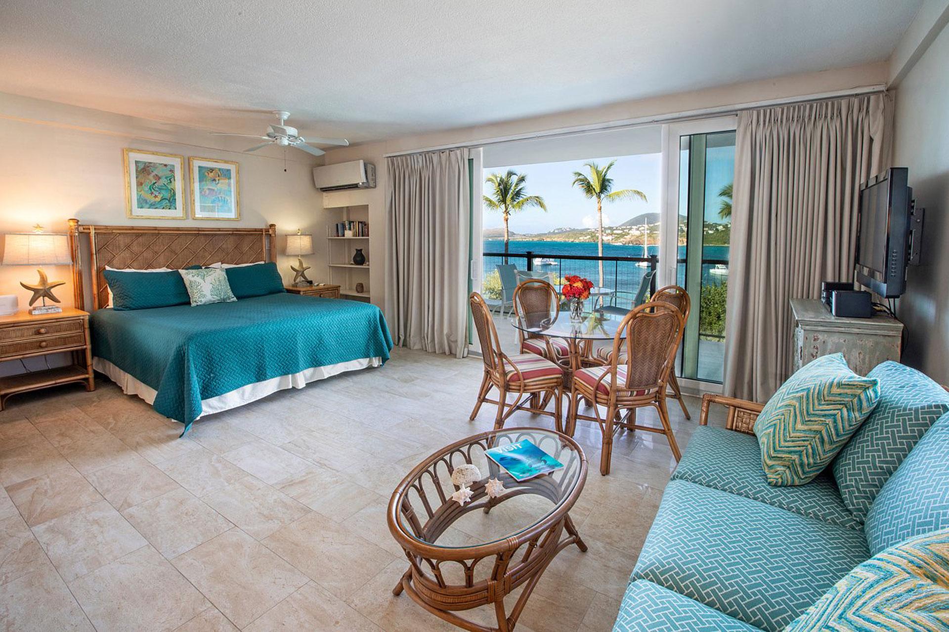 Secret Harbour Beach Resort in St. Thomas; Courtesy of Secret Harbour Beach Resort