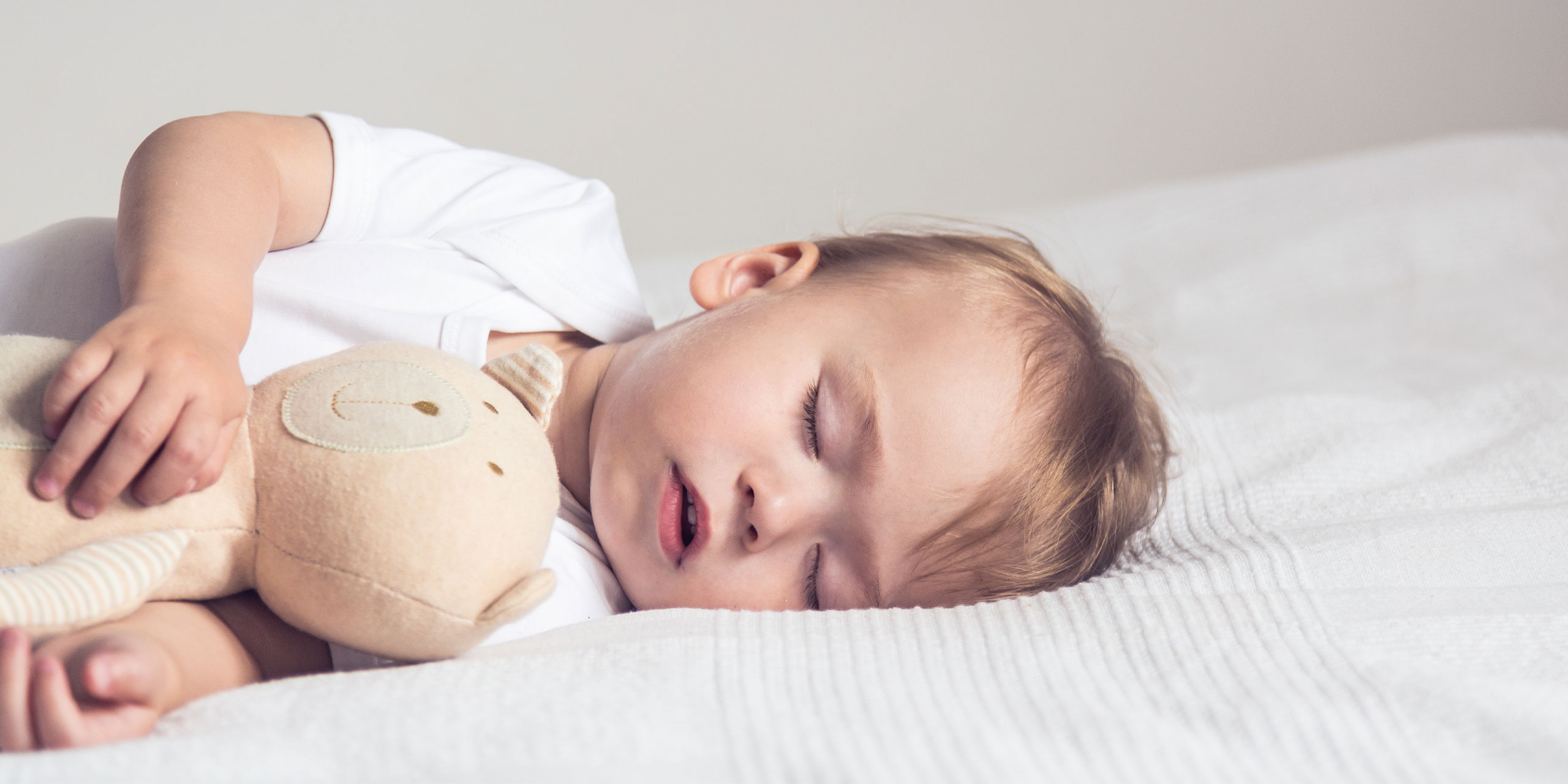 Sleeping Baby; Courtesy of Mallmo/Shutterstock.com