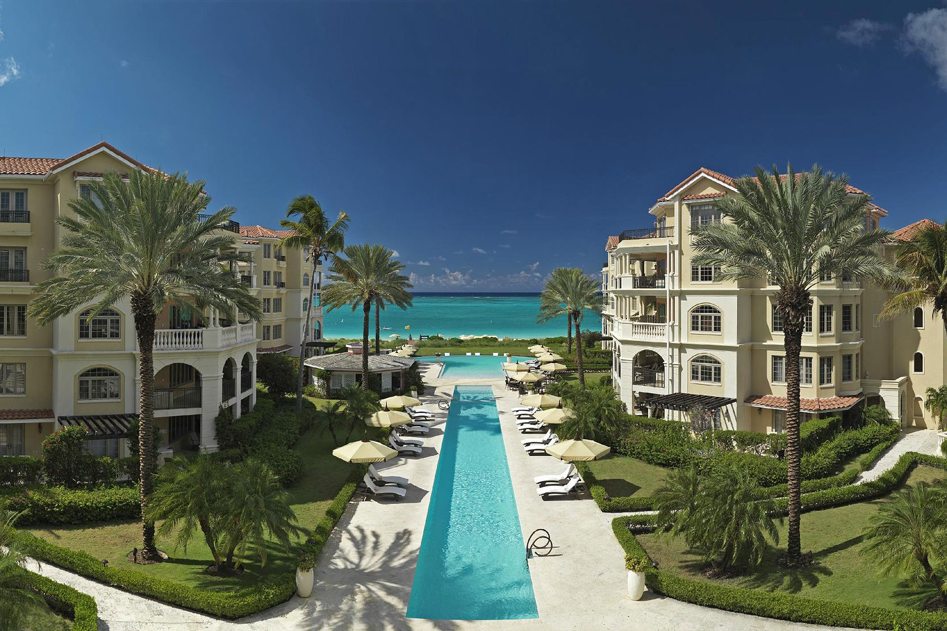 The Somerset on Grace Bay; Courtesy of The Somerset on Grace Bay