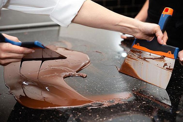 Chocolate Making Workshop in Paris; Courtesy of Viator