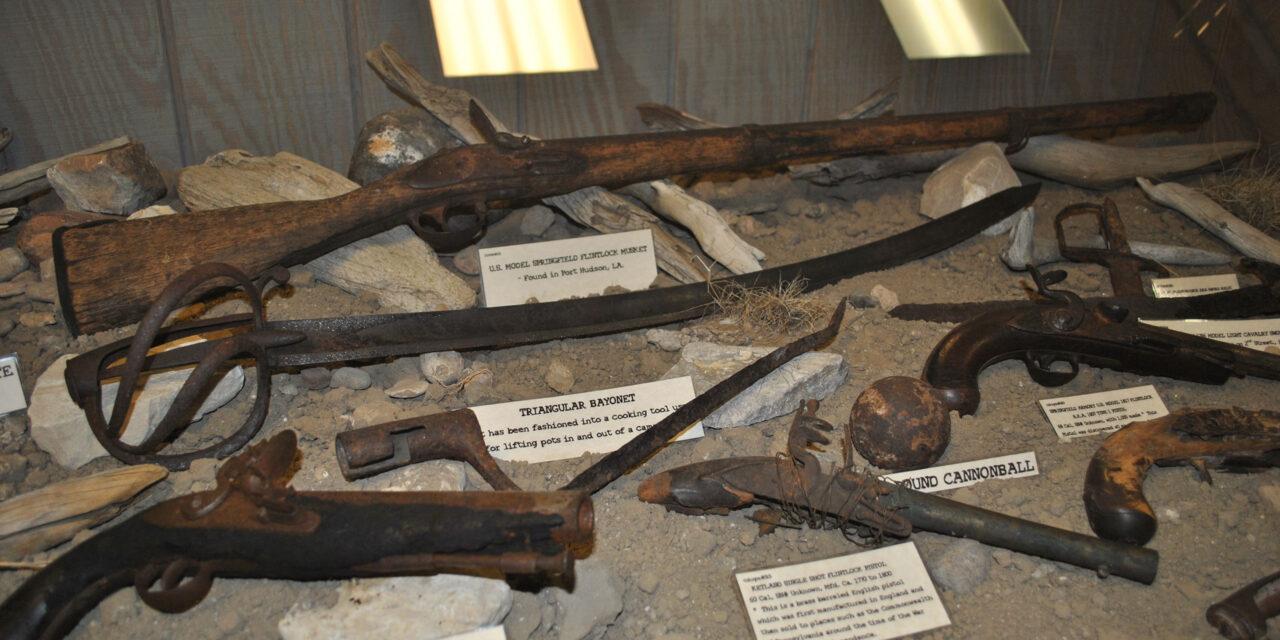 Cody Dug Up Gun Museum in Cody, Wyoming; Courtesy of Cody Yellowstone