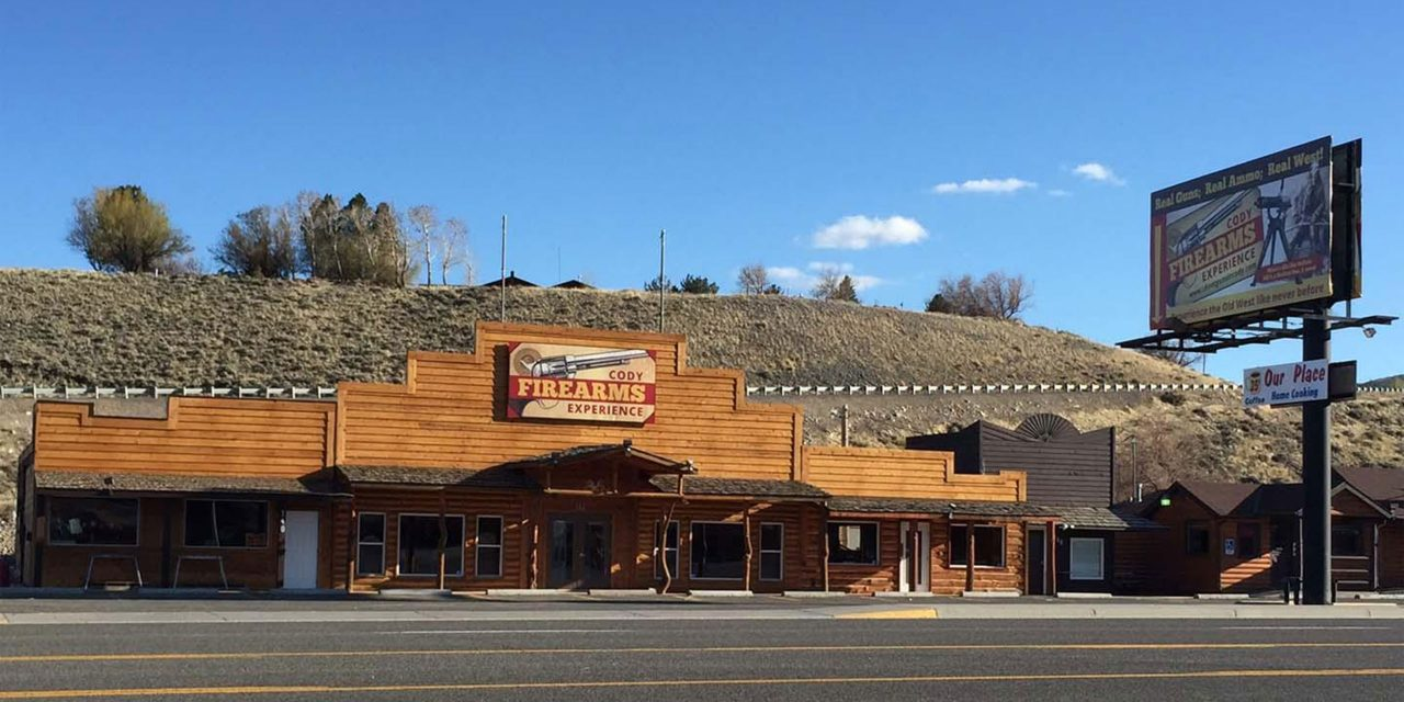 Cody Firearms Experience in Cody, Wyoming; Courtesy of Cody Firearms Experience
