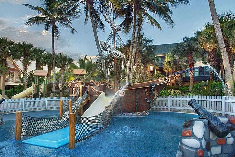 Water Park at Disney's Vero Beach Resort