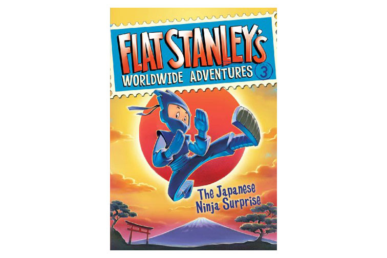 Flat Stanley's Worldwide Adventure Kid Book; Courtesy of Amazon