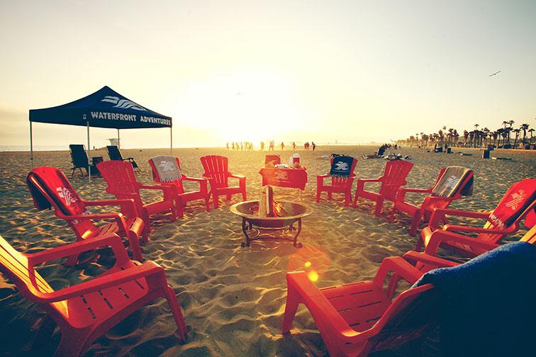 The Waterfront Beach Resort, A Hilton Hotel in Huntington Beach, CA