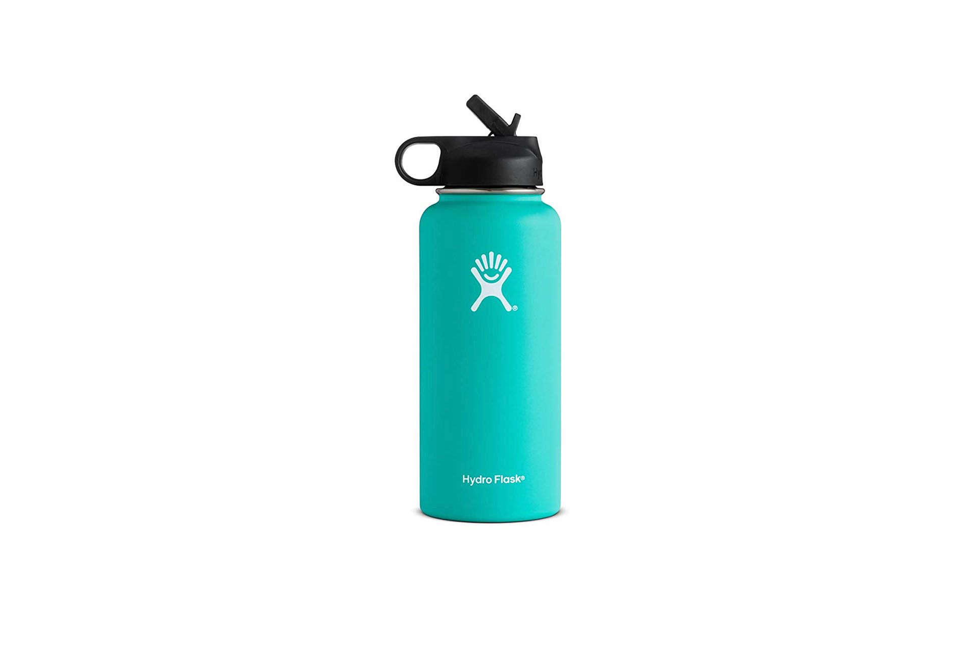 Hydro Flask Water Bottle in Teal; Courtesy of Amazon