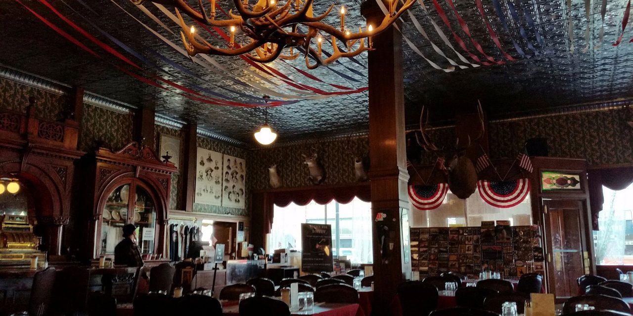 Irma Restaurant in Cody, Wyoming; Courtesy of TripAdvisor Traveler/stormitraveler