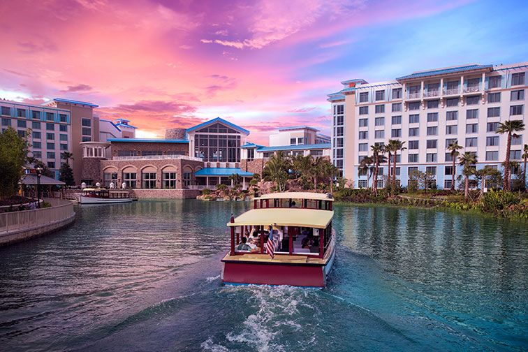 Loews Sapphire Falls Resort; Courtesy of Universal Orlando Resort