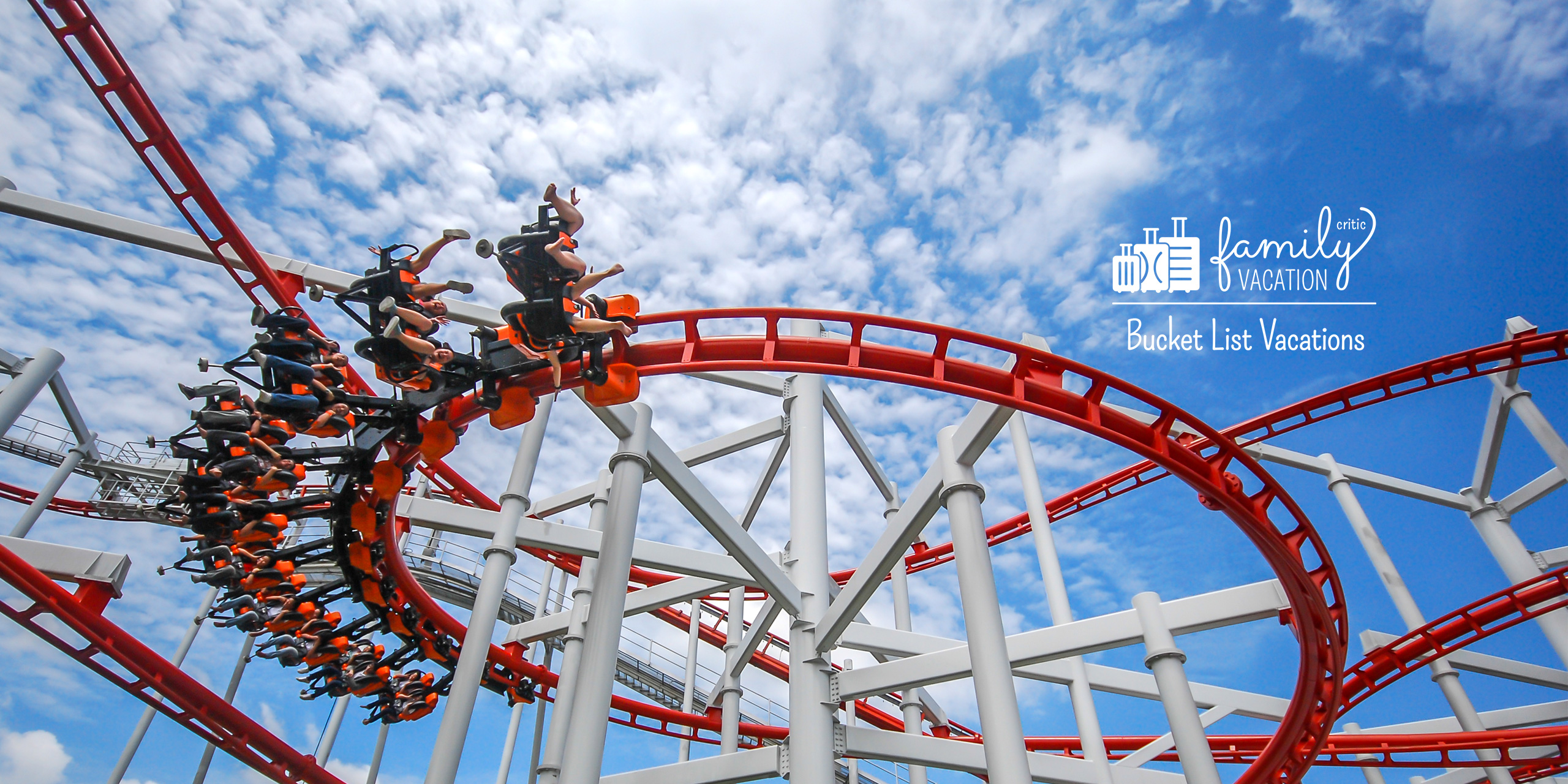 Rollercoaster against blue sky; Courtesy SIHASAKPRACHUM/Shutterstock