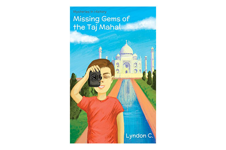 Missing Gems of Taj Mahal Kids Book; Courtesy of Amazon