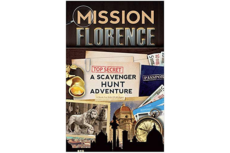 Mission Florence Kid Book; Courtesy of Amazon
