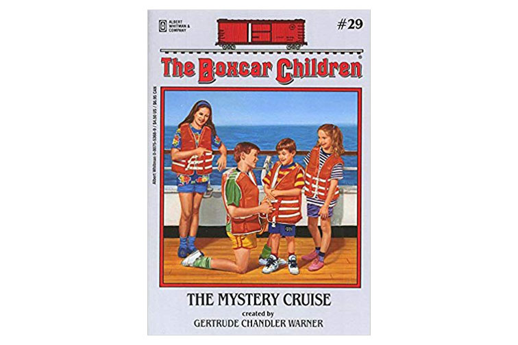 Mystery Cruise Kids Book; Courtesy of Amazon