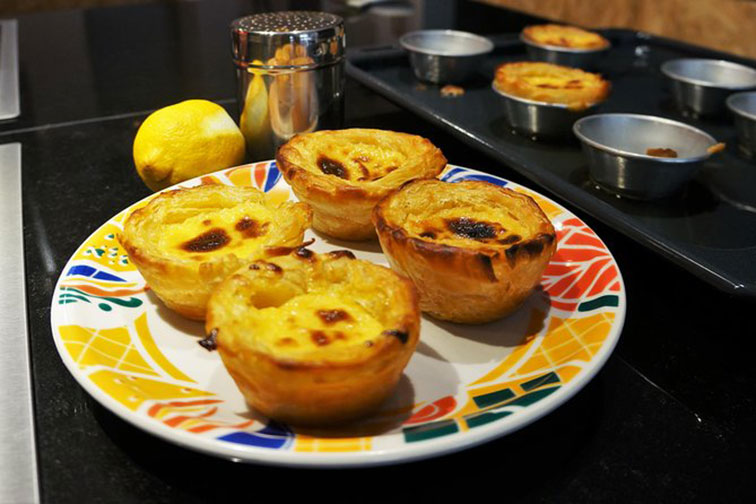 Make Your Own Pastel de Nata Tour in Portugal; Courtesy of Viator