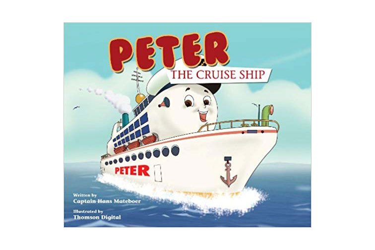 Peter the Cruise Ship Kids Book; Courtesy of Amazon