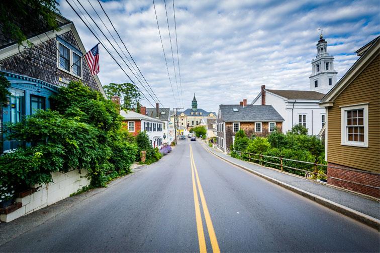 Provincetown MA; Courtesy of Jon Bilous/Shutterstock.com
