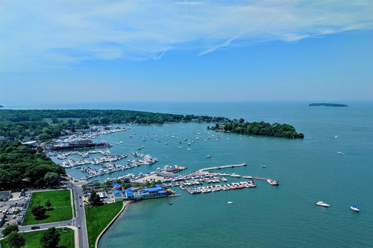 Put-In-Bay Ohio; Courtesy of LukeandKarla.Travel/Shutterstock.com