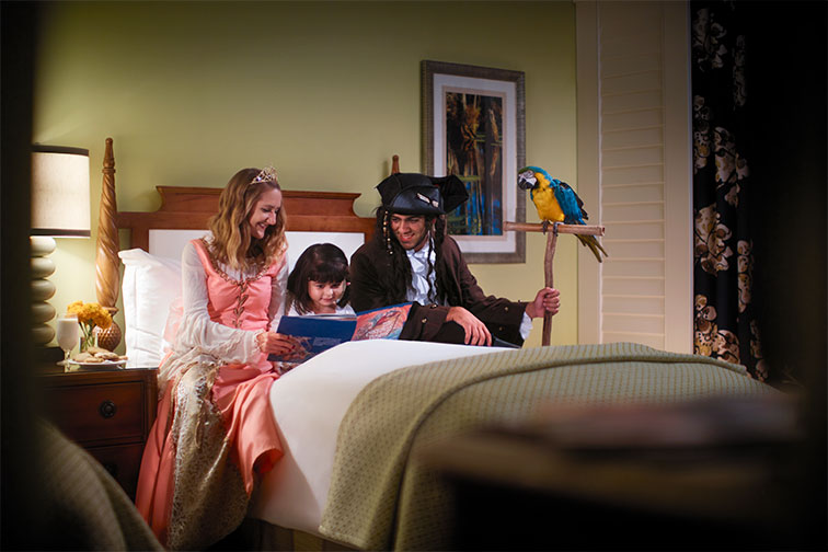 Pirate Tuck-In at the The Ritz-Carlton, Amelia Island