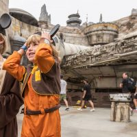 Star Wars: Galaxy's Edge at Disneyland Park in Anaheim, California; Courtesy of Disneyland Resort