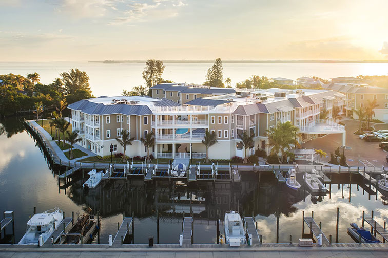 Waterline Resort Marina & Beach Club