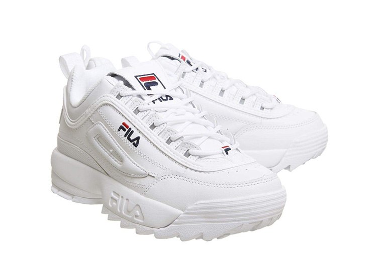 FILA Disruptor 2 Premium Mono Sneaker; Courtesy of Amazon