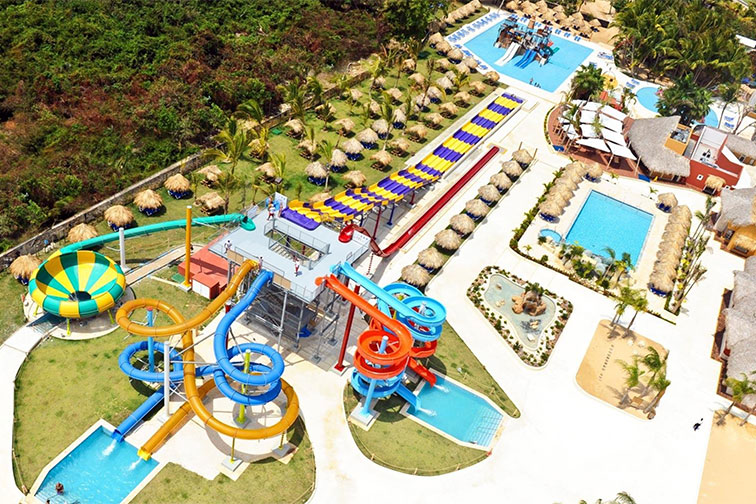 Grand Sirenis Cocotal Beach Resort Casino & Aquagames Water Park