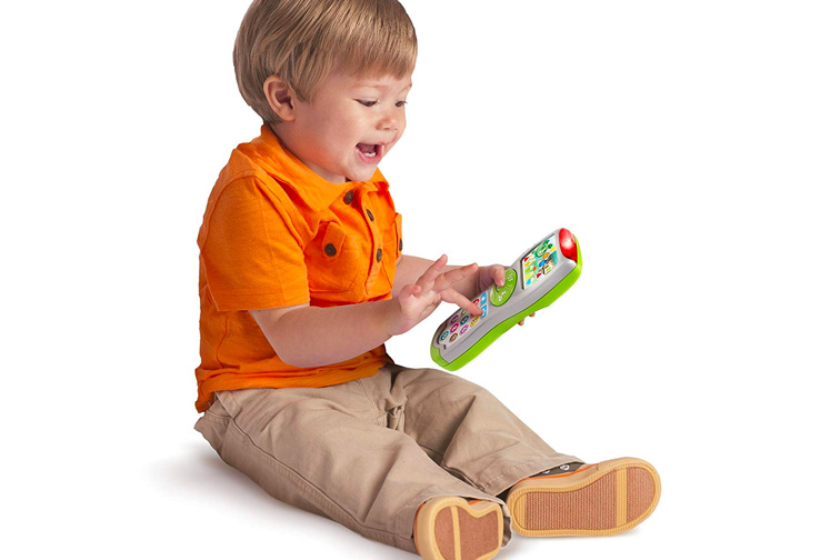 LeapFrog Scout's Learning Lights Remote; Courtesy of Amazon