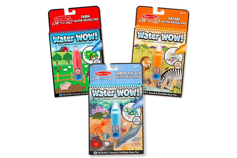 Melissa & Doug Water Wow!; Courtesy of Amazon