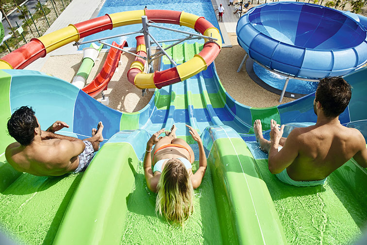 Splash Water World at Riu Hotels