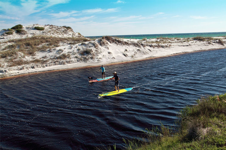 Santa Rosa Beach; Courtesy of Visit South Walton