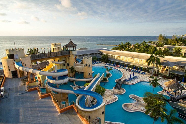 Sunscape Splash - Montego Bay, Jamaica; Courtesy of Sunscape Splash
