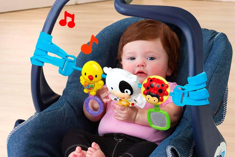 V-Tech Baby on the Move Activity Bar; Courtesy of Amazon