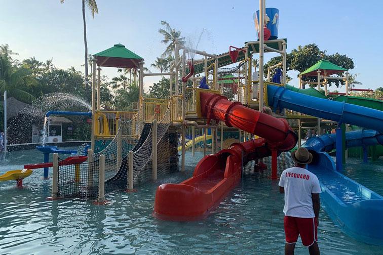 Waterbom Water Park in Bali