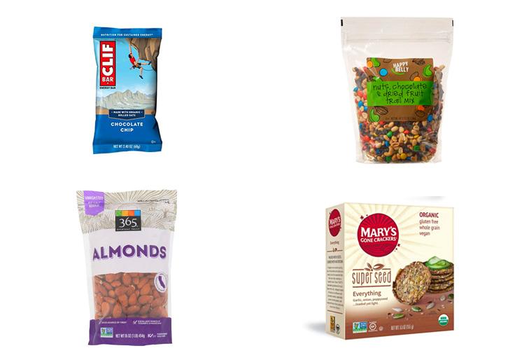 Assorted Snacks; Courtesy of Amazon