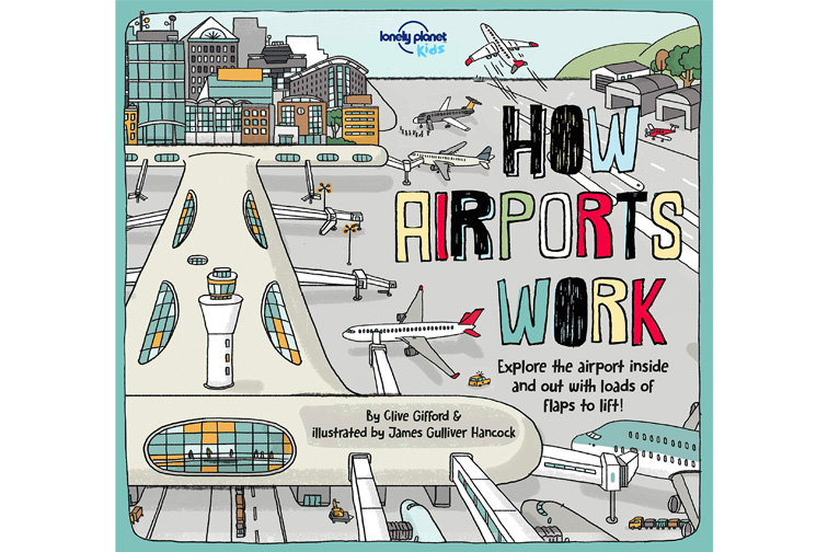 How Airports Work; Courtesy of Amazon