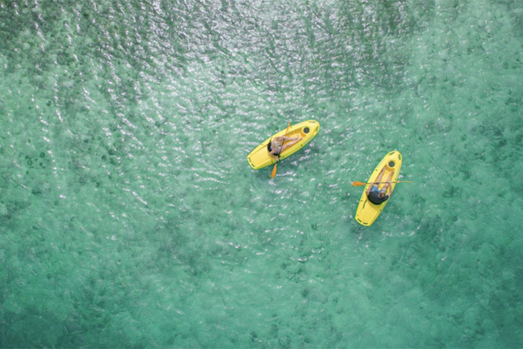 Ambergris Caye, Turks and Caicos