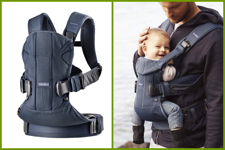BABYBJÖRN Baby Carrier One; Courtesy of Amazon