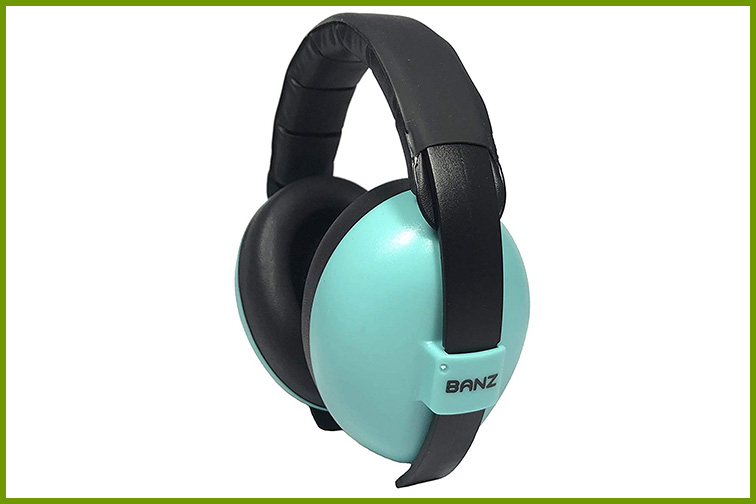 Baby Banz Headphones