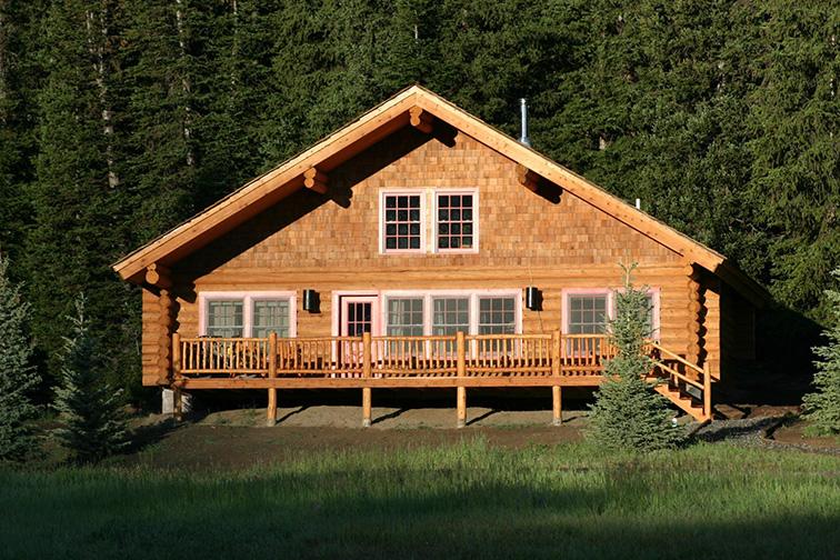 Brooks Lake Lodge and Spa; Courtesy of Brooks Lake Lodge and Spa
