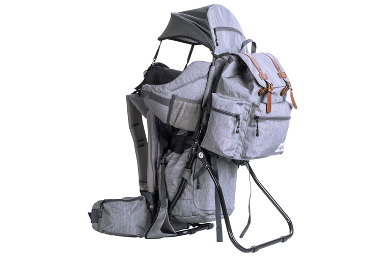 Clevr Urban Explorer Hiking Backpack ;Courtesy of Amazon