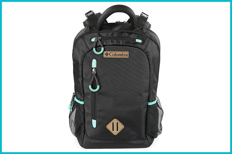 Columbia Carson Pass Backpack Diaper Bag; Courtesy of Amazon