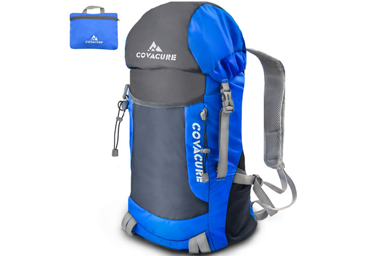 Covacure Camping and Hiking Lightweight Travel 35L Backpack ;Courtesy of Amazon