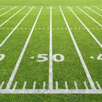 Football Field; Courtesy of EFKS/Shutterstock.com