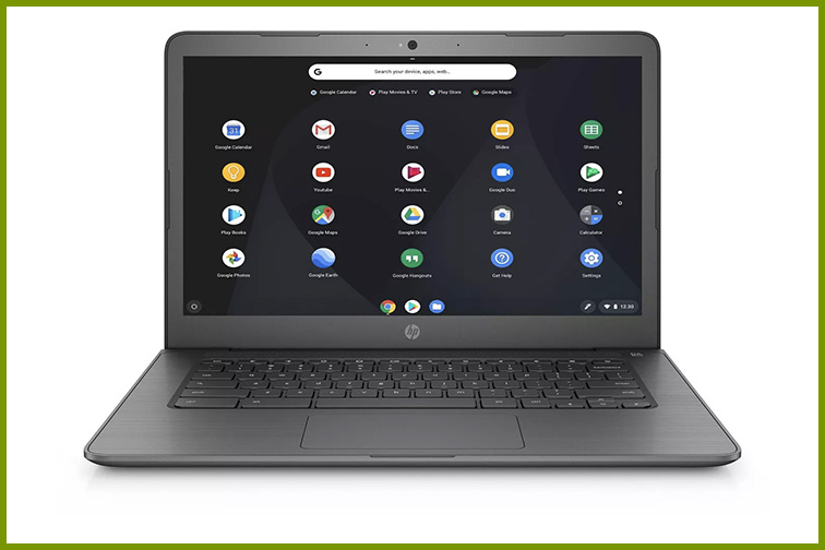 """HP 14"""" Touch Chromebook; Courtesy of Target"""
