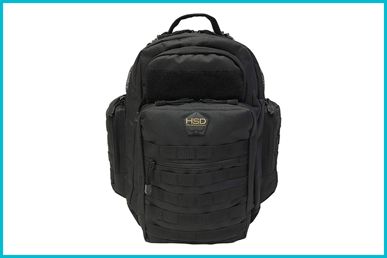 HSD Diaper Bag Backpack; Courtesy of Amazon